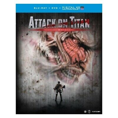 Funimation-Uni Dist Corp Brfn07273 Attack On Titan The Movie-Part 1 (Blu Ray/...