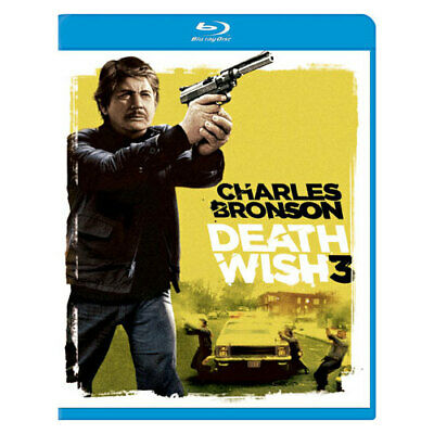 Tcfhe Mgm Brm127468 Death Wish 3 (Blu-Ray/Ws-1.85/Eng-Fr-Sp Sub)