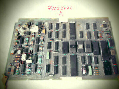 2von5 Platine ~1978-1981 Cartridge Module Drive CDC Control Data Corp 77622770-A