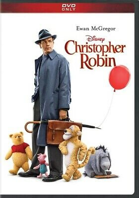 Buena Vista Home Video D150021D Christopher Robin (Dvd)