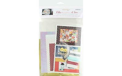 Kdkb155 Kimberbell Make Yourself At Home Embellishment Kit