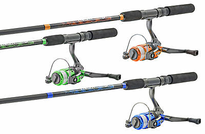 SOUTH BEND WORM Gear Fishing Rod and Spincast Reel Combo