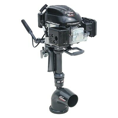 Ebay Motors Outboard Engine For Boats Pantaneiro Jet Turbo 6.5hp 4 Stroke With Clutch Boat Parts