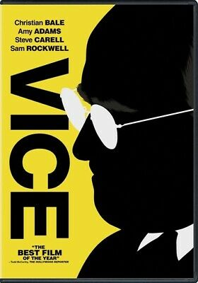 Tcfhe D2362321D Vice (Dvd/2018 Theatrical Release)
