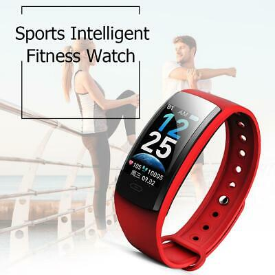 Q90 ECG Bluetooth Smart Bracelet Wristband Sports Watches Blood Pressure Monitor