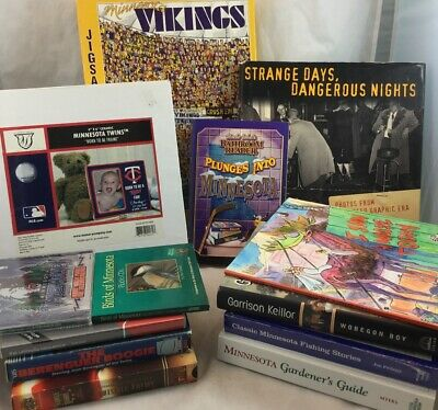 Surprise Box Grab Bag Minnesota Theme - Vikings Twins Timberwolves Vintage & New