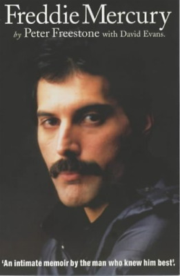 Freestone, Peter-Freddie Mercury BOOK NEW