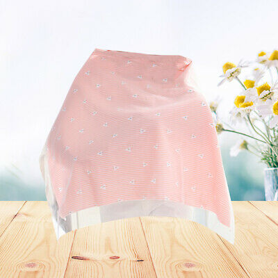 1pc Pink Baby Infant Breast Feeding Cloth Nursing Breastfeeding Cover for Women