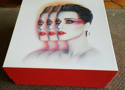 Katy Perry 2017 Witness The Tour VIP Box Music Collection ~RARE~