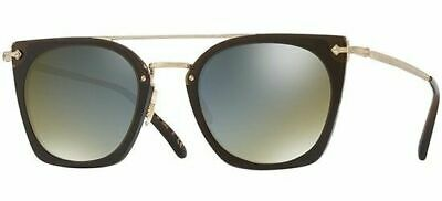 05898b9777826 Oliver Peoples Dacette Graphite Gold Ladies Sunglasses OV5370S 1576Y9 50