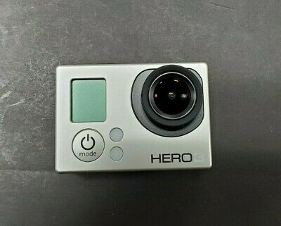 GoPro HERO3 White Edition Action Camera