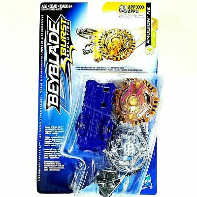 Beyblade Burst Evolution Hasbro Assorted Performance Top System NEW Anubion A2