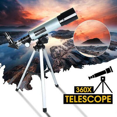 360x50mm Pro Space Astronomical Telescope Monocular High Magnification +