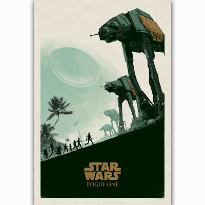Star Wars Rogue One Classic Movie Poster 21 24x36 E-1341