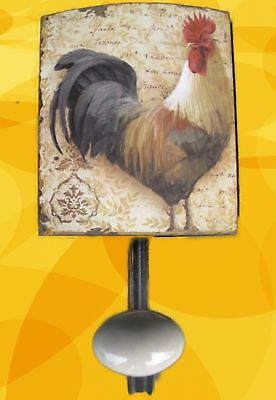 Wall Hook Rooster Shield Iron 2 Wardrobe Hook Türgarderoben Vintage Aesthetics