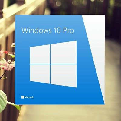 Microsoft Windows 10 Pro 32/64 Serial Key Original License Code + Download