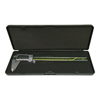 "8""Fraction Fractional Electronic Digital Caliper 200mm .0005"" 1/64TH LCD Display"