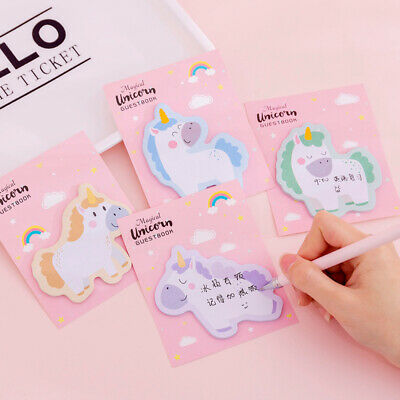 Sticky Notes Memo Cute Ghost Sticker School Office Post Note pad gr95 HOT!!