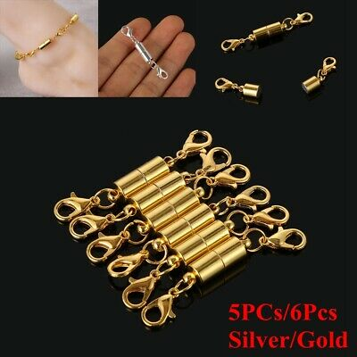 Necklace Bracelet Connector Buckle Connector Hook Magnetic Clasps Jewelry DIY