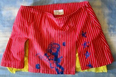SKIRT child bambina vintage VERSACE Young tg.152 cm  Made in Italy Rare