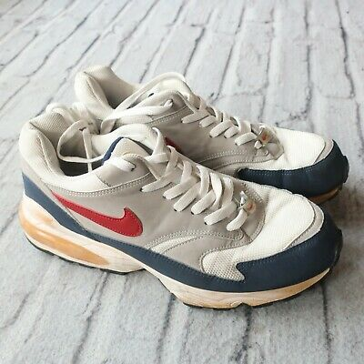 new style 44983 3a16d 2001 Vintage Nike Air Max Burst Shoes 604041-163 Size 10.5 Running Trainers