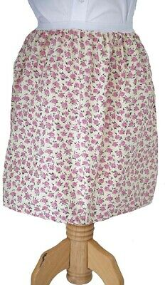 1940'S Wartime Floral Print SKIRTS Fancy Dress-School Day All ages/3 Colours
