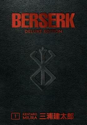 Berserk Deluxe Volume 1 by Jason Deangelis: New