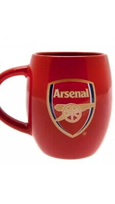 Arsenal Fc Tea Tub Mug Ceramic Coffee Cup Fathers Day Gift Buy 5 Get 1 Free