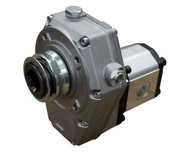 Flowfit Hydraulic PTO Gearbox and Group 2 Pump Assembly, Aluminium