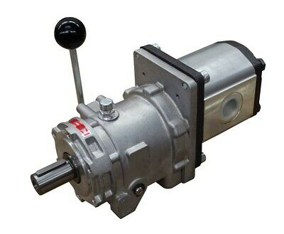 Group 1 Hydraulic Mechanical Clutch and Pump Assembly