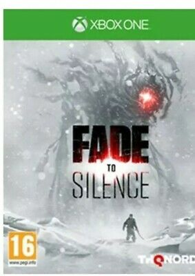 Fade To Silence Xbox One No Cd No Key