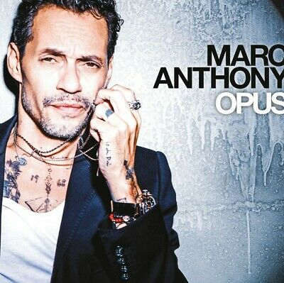 Marc Anthony - Opus CD NEU & OVP