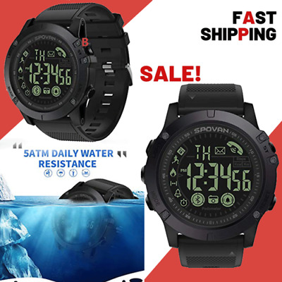 T1 Tact - Military Grade Super Tough Smart Watch Every Guy in Israel - US STOCK