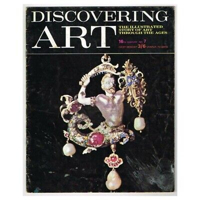 Discovering Art Magazine No.7 NPBox134 Art Through the Ages