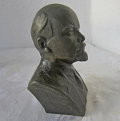 Hockey-other Rare Russian Soviet Propaganda Sport Ice Hockey Sculpture Statue Bust Ussr 1960s Customers First