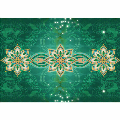 Photo Wall Paper Ornaments Flowers Abstract Liwwing No. 1241