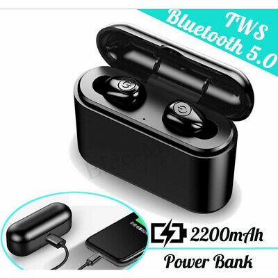 18a5e74017b Mini TWS True Wireless In-Ear Stereo Bluetooth V5.0 Earphones Earbuds  Headset AU
