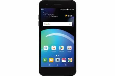 LG Phoenix 4 UNLOCKED, 5.0-inch HD LCD, 16GB, Black Android 7.0, 4G LTE----READ