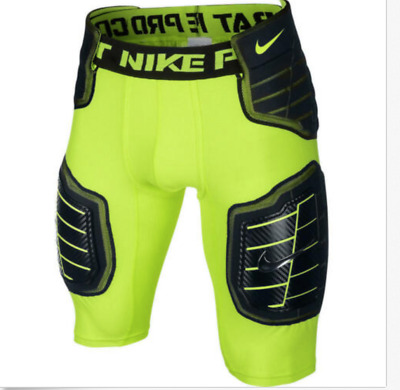 19a73b083b861 Nike 584386 Pro Combat Hyperstrong 3.0 Compression Hard Plate Football NWT