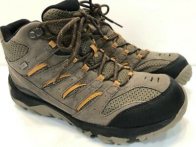 ae7f183d075ae MERRELL White Pine Mid Ventilator Waterproof Hiking Boots Men's Sz 9.5  (J09559)