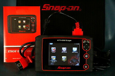 SNAP-ON ETHOS EDGE EESC332A Auto Diagnostic Touch Screen Scan Tool