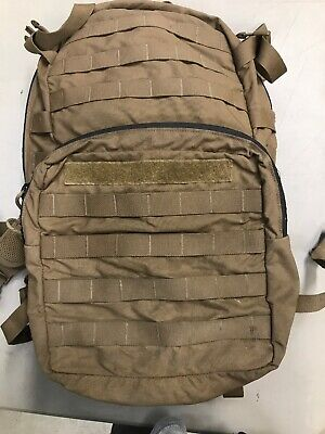 Genuine USMC FILBE ASSAULT PACK Coyote Propper 3 Day Backpack System CIF Turn in