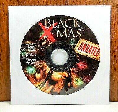 Black X-Mas - Disc Only (DVD) Unrated