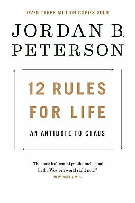 12 Rules for Life: An Antidote to Chaos by Jordan B. Peterson (PDF)