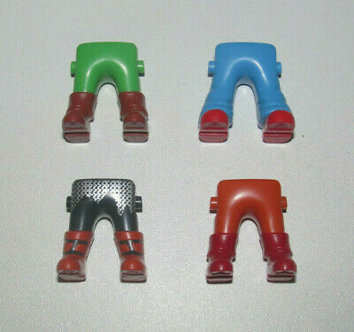 PLAYMOBIL @@ PERSONNAGE @@ CUSTOM @@ JAMBES GRISE OR ARGENT @@ LEGS @@ A 08