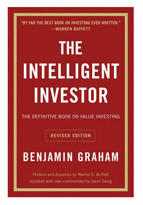(P DF) The Intelligent Investor by Benjamin Graham Fast Delivery !