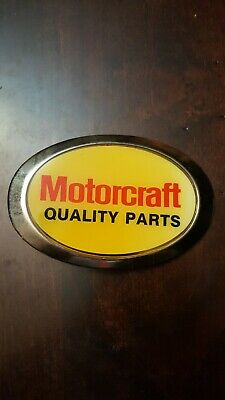 MOTORCRAFT Quality Parts Belt Buckle in good condition