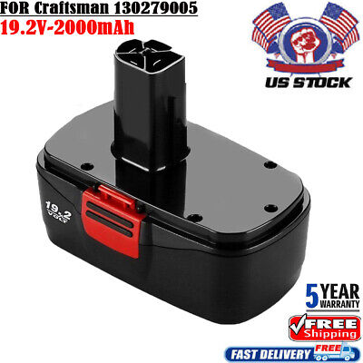 For Craftsman C3 19.2 Volt XCP 2.0AH Ni-Cd Battery Strong 130279005 11374 11375