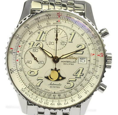 BREITLING Navitimer Montbrillant A43030 Automatic Men's Watch_474273