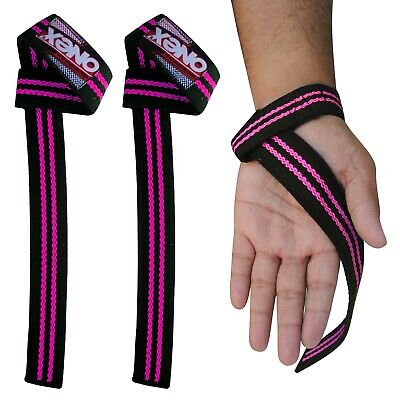 Bodybuilding Gym Strap, Exercise lifting Strap,Hand Wrist Supports Grip Gloves
